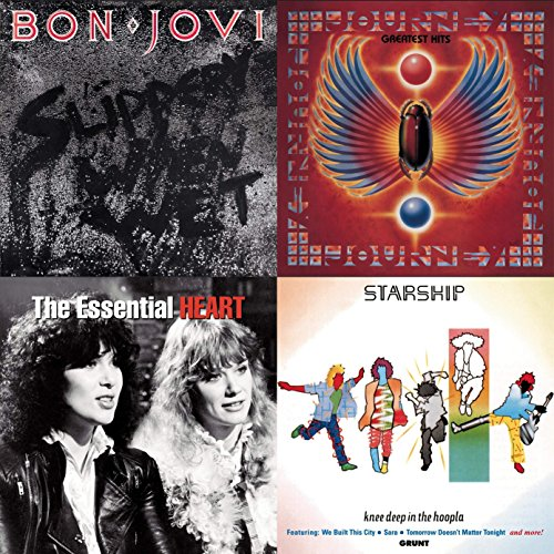 Streaming · 50 Great 80s Rock Songs