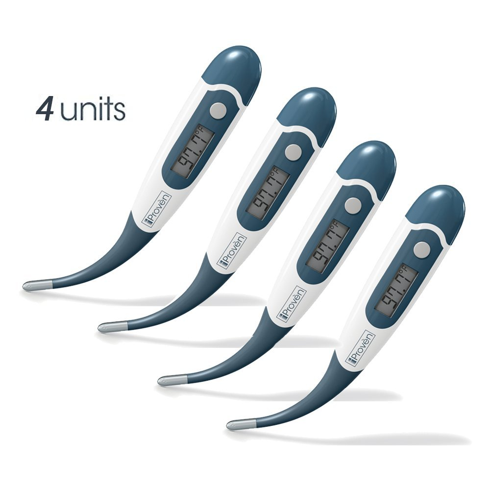 Iprovèn Digital Thermometer for Rectal, Oral and Axillary Measurement - Iprovèn DT-K117A (4)