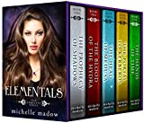 This box set includes all five books in the USA Today recommended Elementals series and is over 1,400 pages of magic, adventure, mythology, and romance.Nicole Cassidy is a witch descended from the Greek gods... but she doesn't know it until she moves...