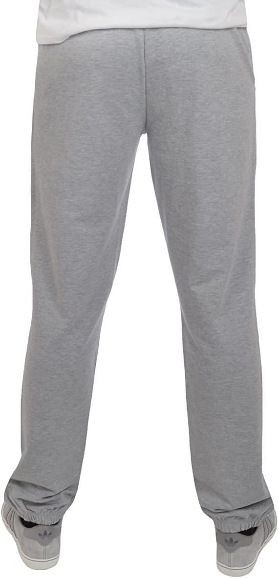 K-Swiss para hombre Jogging Pantalón De Chándal – gris – M: Amazon ...