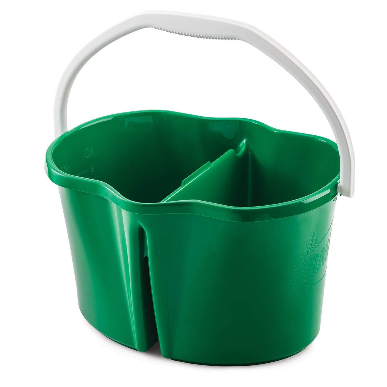 Libman 2113 4 Gallon Clean & Rinse Bucket by Libman