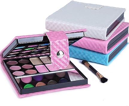 Lurrose 1PCS Palette Paillette Herramienta de Maquillaje Paleta cosmética Paletas de Sombras de Ojos para Maquillaje Damas Niñas Mujeres: Amazon.es: Juguetes y juegos