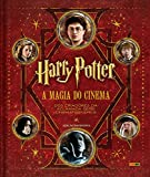 capa de Harry Potter. A Magia do Cinema