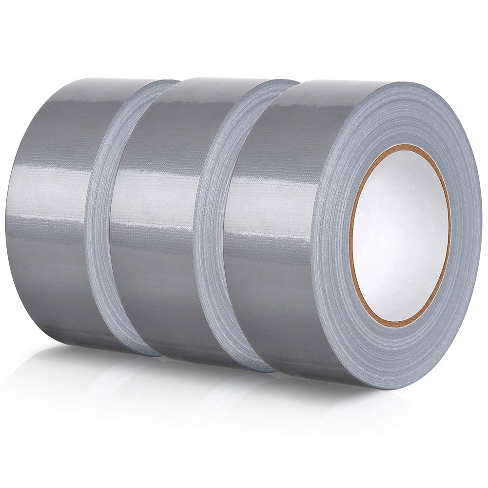 Silver Gray Duct Tape
