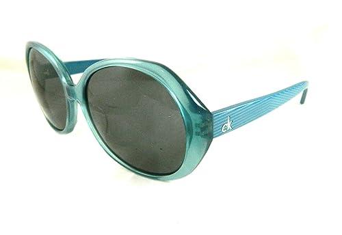 Calvin Klein Sonnenbrille CK 4103S 301hellblau