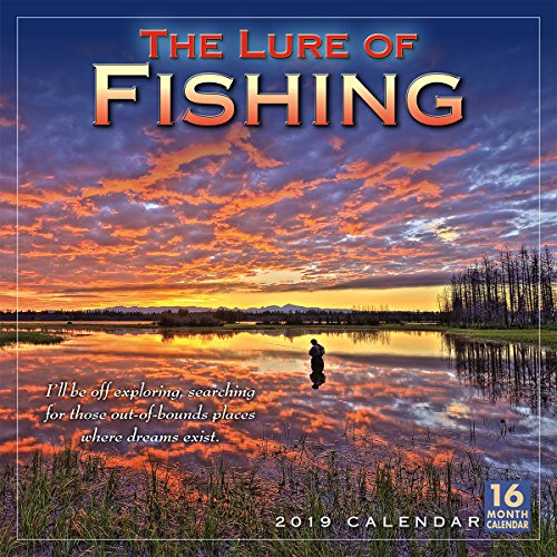 The Lure of Fishing 2019 Wall ()