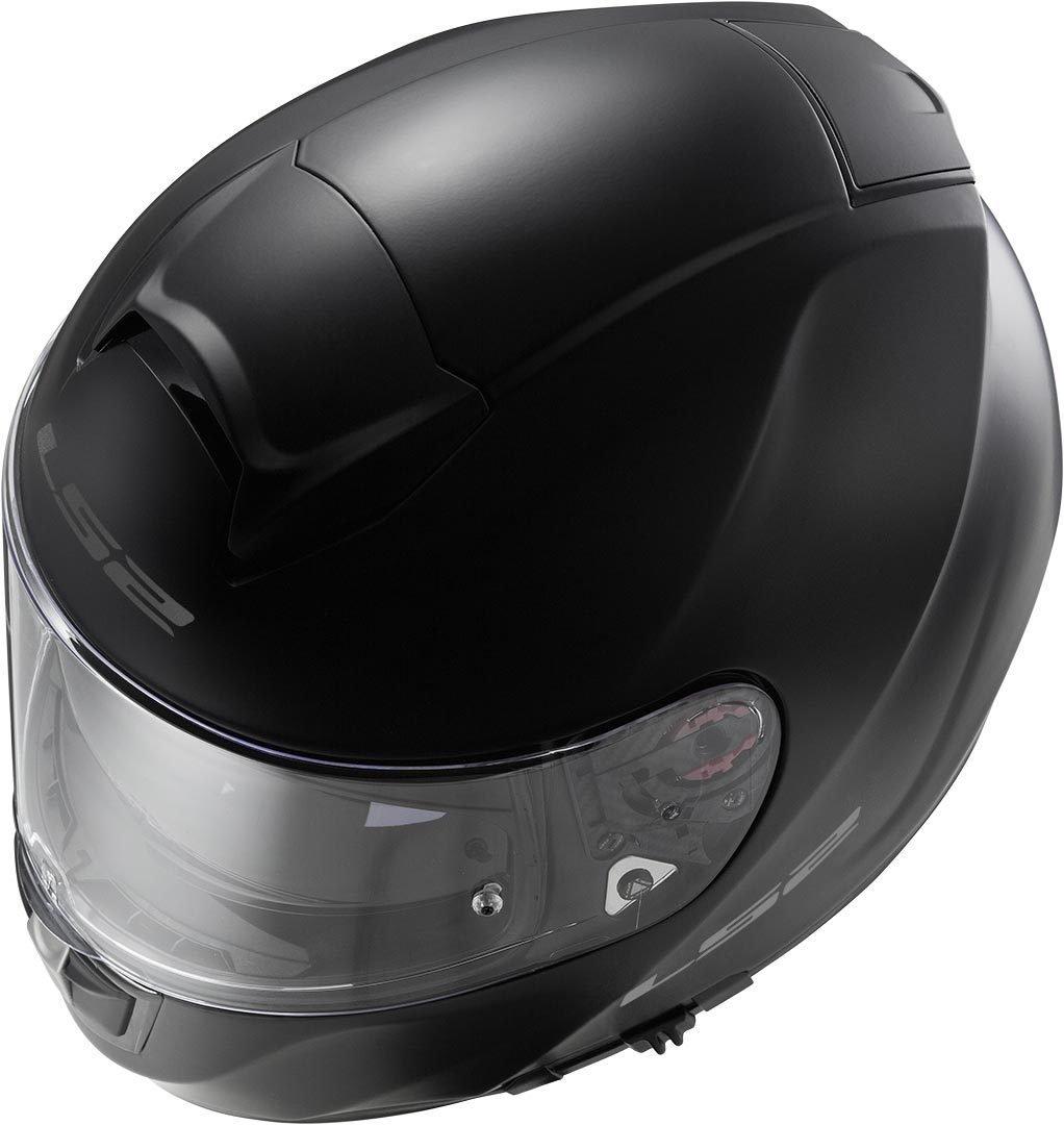 Color Negro Mate Tama/ño XL LS2 103971011XL FF397 Casco Vector Solid