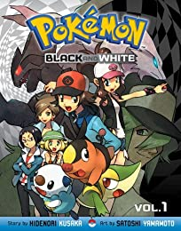 Pokémon Black and White, Vol. 1