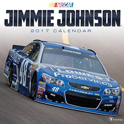 Jimmie Johnson 2017 Calendar