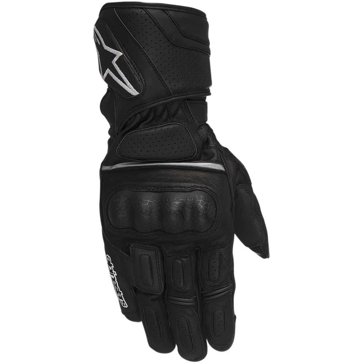 Alpinestars SP-Z Drystar Men's Street Motorcycle Gloves - Black / X-Large