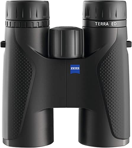 Zeiss Terra ED 10x42 Binoculars, Black
