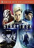 DVD : Star Trek / Star Trek Into Darkness / Star Trek Beyond