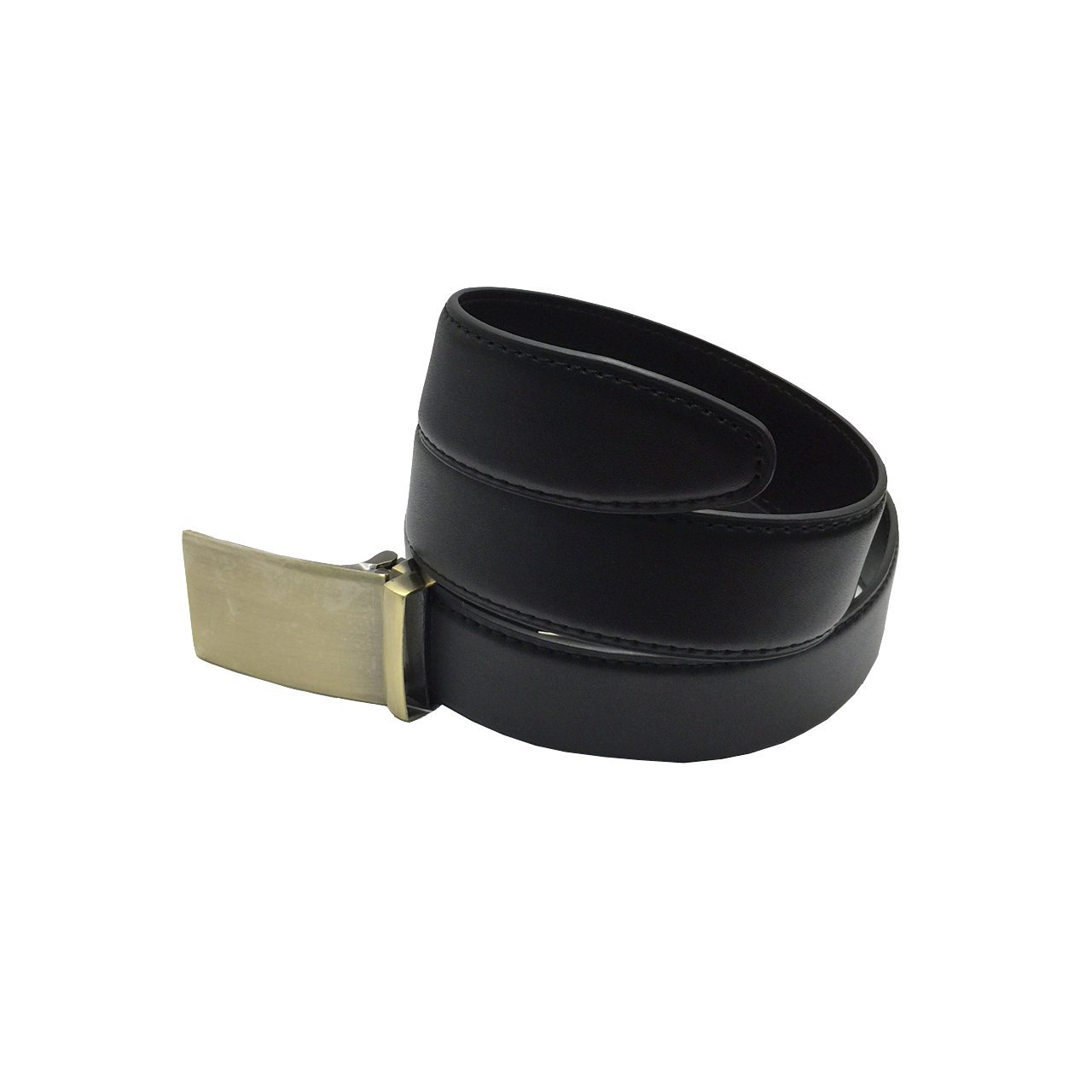 Mens 2-in-1 Reversible Belt Black and Brown with Buckle