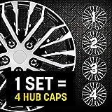 Pilot Automotive WH555-16GM-B Universal Fit