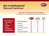 BAC-D 631 Antibacterial Alcohol Free Wound