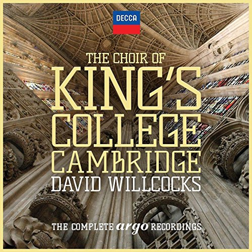 The Choir Of King's College Cambridge - The Complete Argo Recordings [29 CD][Limited Edition]