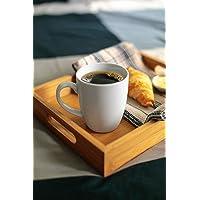 Satyam Kraft Plain Black Ceramic Mug for Coffee Tea Beverage Tea Cups/Coffee Mugs for Home