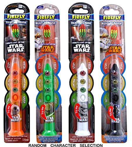 Firefly Toothbrush Ready 1 Min Figure