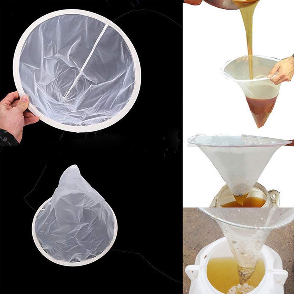 KEISL Filter Miel-Filter f/ür Feinstaubfilter Filtert/üte Filzfilter Maschenprobe Stoff Maschenfilter