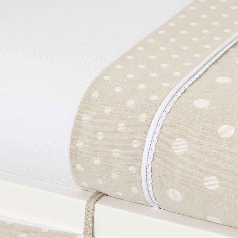 Textil para minicuna color beige Bol/ín Bol/ón 1953243018300