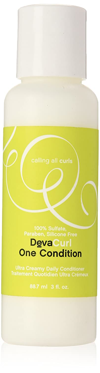 DevaCurl One Condition Ultra Creamy Instant Conditioner 3.0 oz Deva Hair Products 0454390