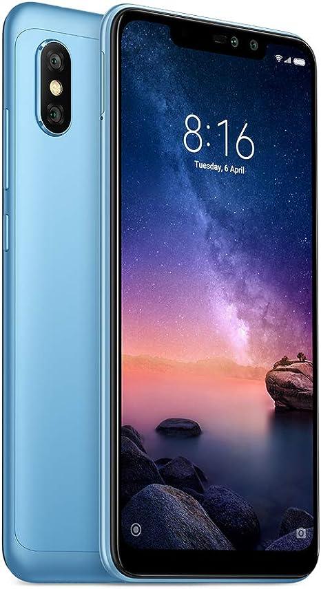 Xiaomi Redmi Note 6 Pro Smartphone de 6.26