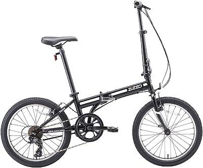 ZiZZO Ferro Folding Bike