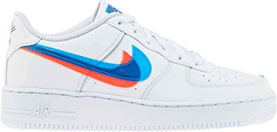 Nike Air Force 1 Lv8 Ksa (GS), Scarpe da Basket Bambino