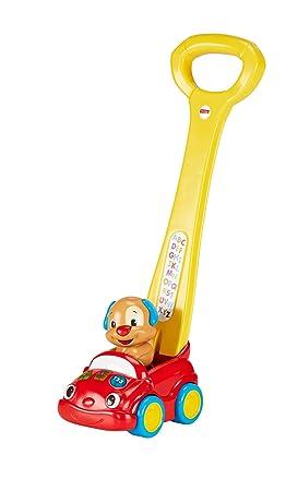 Infant - Coche Interactivo de Perrito Fisher-Price (Mattel DLD86)