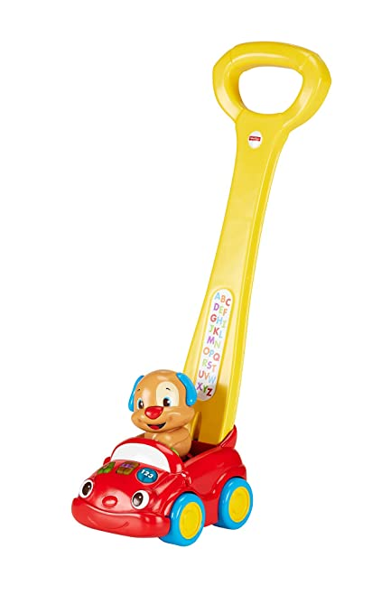 Infant - Coche Interactivo de Perrito Fisher-Price (Mattel DLD86)