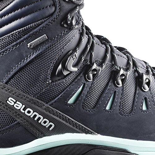 Salomon Quest 4D 3 Gore-Tex Botte de Marche - SS18 bleu turquoise