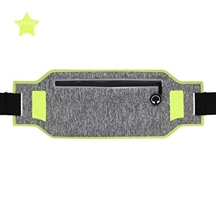 Amazon.com: Aki-dreams-house - Men Women Running Waist Bag ...