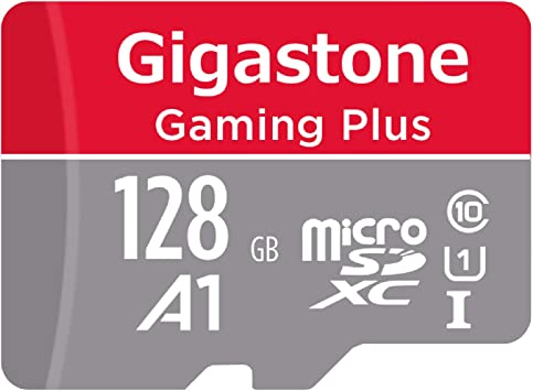 comment formater une carte sd qui ne veut pas Amazon.com: Gigastone 128GB Micro SD Card, Gaming Plus, Nintendo
