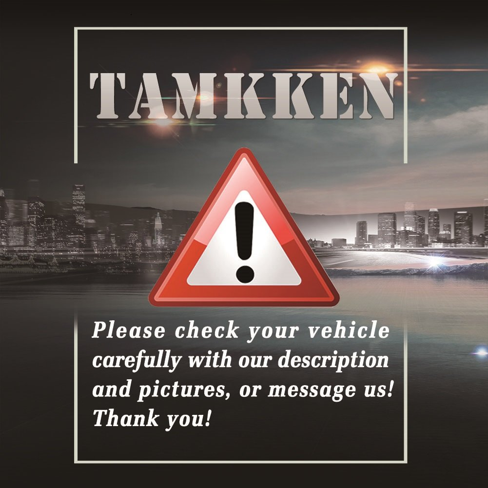 TAMKKEN Reverse Backup Parking Assist Aid Sensor Bumper PDC Replaces 4F23-15K859-AA for Ford Econoline Escape Expedition Explorer E F150 250 350 450 550 Lincoln Mercury Mountaineer Selected 2001-2015