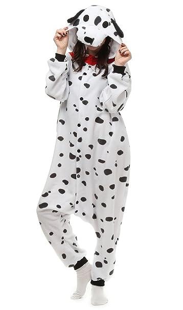 prezzo ridotto nuovo arriva più nuovo di vendita caldo Auspicious beginning Unisex-adulto dalmata costume cosplay ...