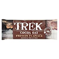 Trek Cocao Oat Protein Flapjack - Pack of 16 Bars