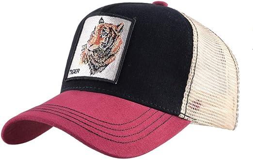 sdssup Algodón Vintage Bordado Animal Gorra de béisbol Sombrero ...