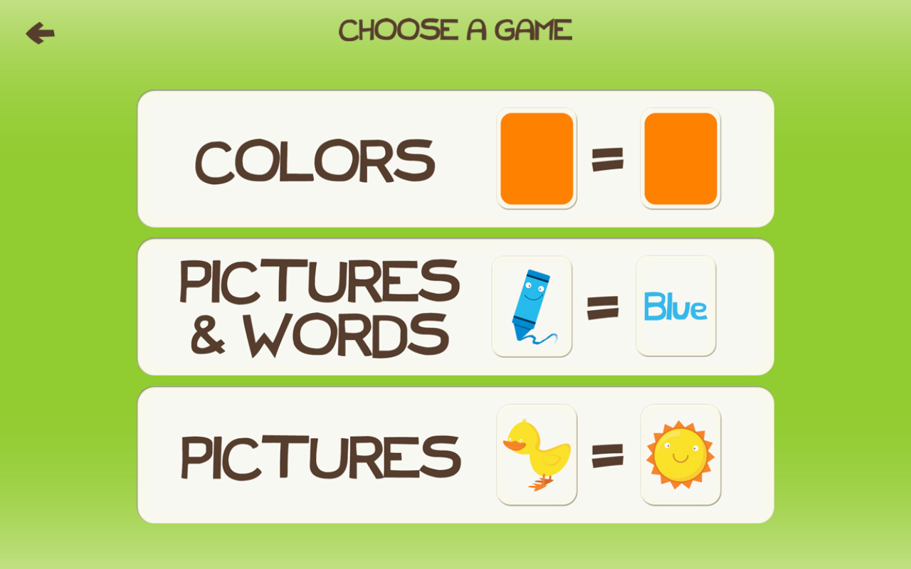 Amazon.com: Colors Match! Color Learning Games for Kids with Skills ...