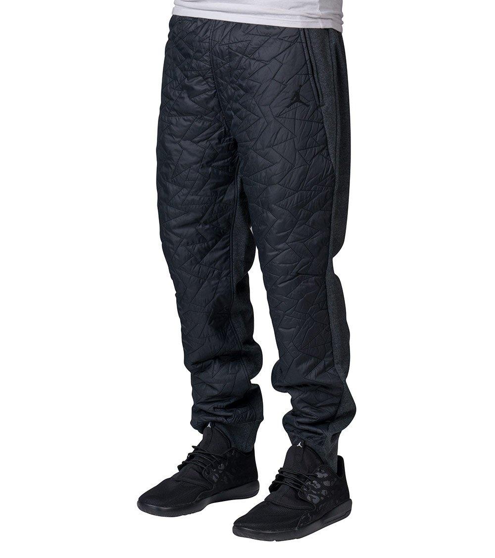 c7719790cd3 Amazon.com: Nike Mens Air Jordan VII Quilted Fleece Pants Medium: Sports &  Outdoors