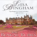 The Bengal Rubies Audiobook by Lisa Bingham Narrated by Susie Riddell