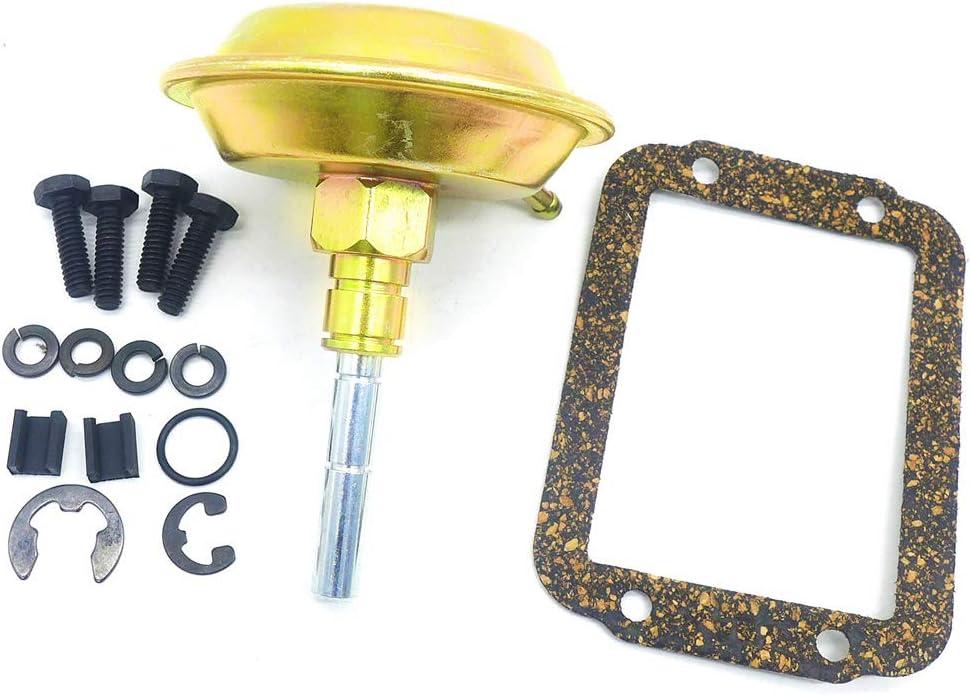 TIKSCIENCE Front Axle 4WD Vacuum Actuator Shift Actuator for Dodge Ram Jeep Pickup Truck Dorman 4x4 4882682