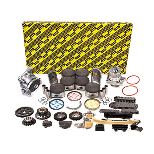 (Evergreen OK8011/0/0/0 01-06 Suzuki XL-7 Grand Vitara 2.7 DOHC 24V H27A Engine Rebuild Kit)