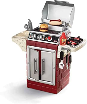 Little Tikes 8-Pieces Playset Grill Sets For Kids