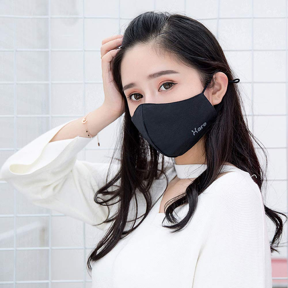 1pcs Face Mouth Mask Anti Dust Mask Filter Windproof Mouth-muffle Proof Flu Face Masks Care Reusable Activated Carbon Mask Back To Search Resultsbeauty & Health