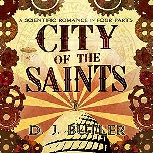 City of the Saints Audiobook