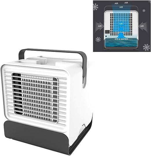 MIMI KING Mini acondicionador Aire Personal Ion Negativo Aire ...