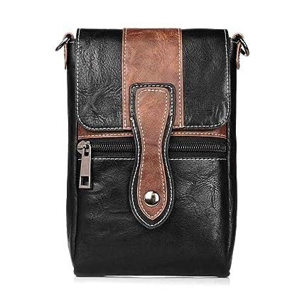 Amazon.com: Maxlight - Bolso universal de piel suave para ...
