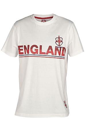 D555 Mens England Football t-Shirt Polo-Shirt New Sizes S-6XL ... b47bbfda4