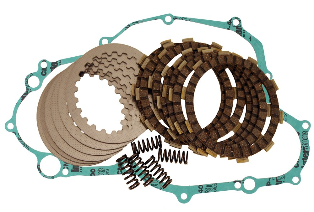 Outlaw Racing ORCK9 Clutch Kit With Gasket For Honda CRF150F 2003-2005