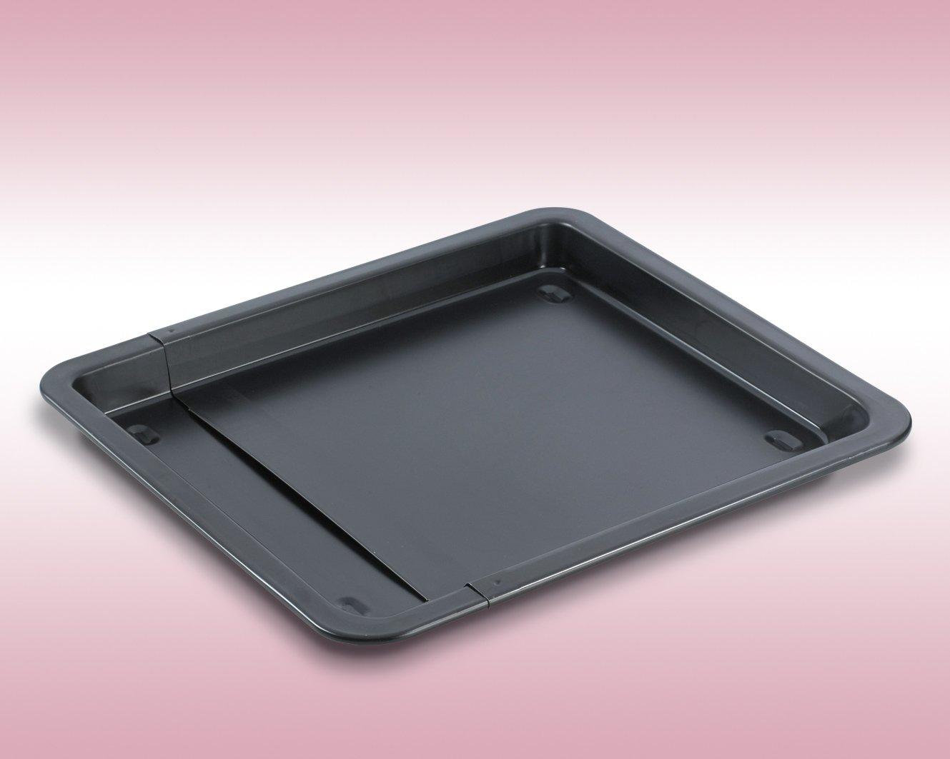 Fisko Backblech ausziehbar von 33-52 cm 801154 / Qualität made in Germany